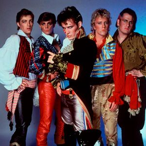 Adam And The Ants -BK