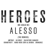 Heroes (We could be) The Remixes