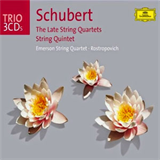 The Late String Quartets CD I